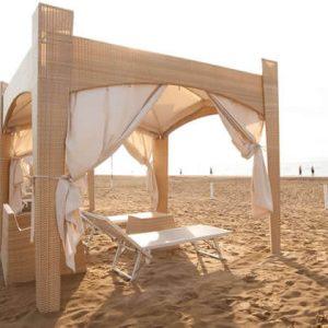 Gazebo Spiaggia & Piscina